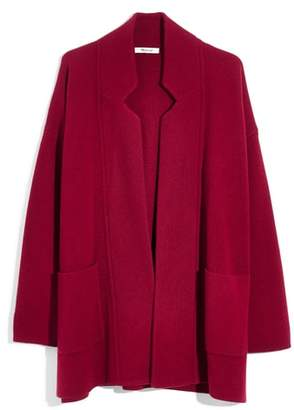 Madewell Spencer Sweater Coat