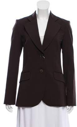 Michael Kors Wool Notch-Lapel Blazer w/ Tags