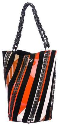 Proenza Schouler Medium Whipstitch Hex Bucket Bag