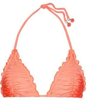 Seafolly Ruched Triangle Bikini Top