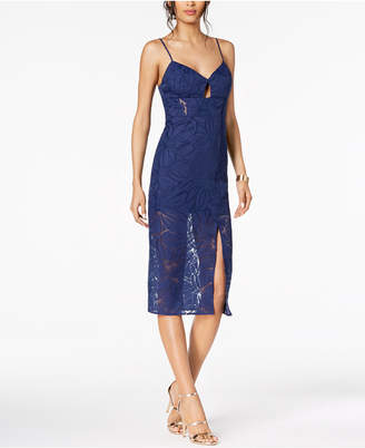 BCBGeneration Burnout A-Line Dress