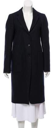Calvin Klein Collection Wool Trench Coat