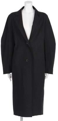 Double Standard Clothing Sov.]FELTLIGHT STRETCHオーバーシルエットコート