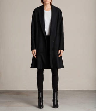AllSaints Grace Coat