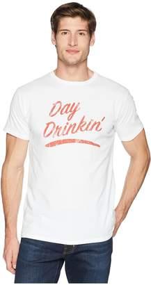 Original Retro Brand The Day Drinkin Vintage Cotton Tee Men's T Shirt