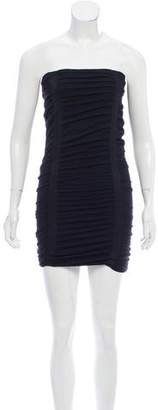 Wolford Ruched Mini Dress
