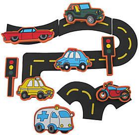 Edushape Traffic Fun Tub Toy