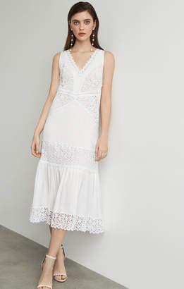 465cd4a9254446 BCBGMAXAZRIA Sleeveless Lace Dresses - ShopStyle
