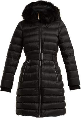 Burberry Dalmerton quilted down coat