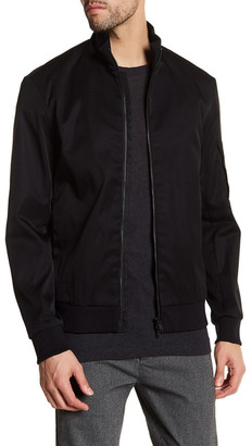 Theory Ronin Bomber Jacket $495 thestylecure.com
