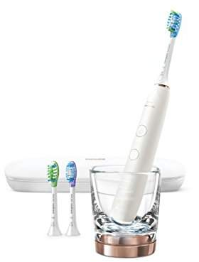 Sonicare Philips Diamond Clean Smart Electric Rechargeable Toothbrush for Complete Oral Care