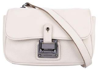 Barbara Bui Leather Crossbody Bag