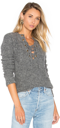 Lovers + Friends x REVOLVE Rocky Sweater $158 thestylecure.com