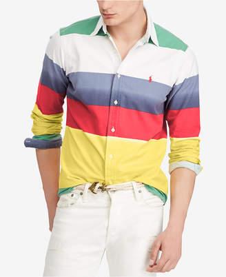 Polo Ralph Lauren Men's Cp-93 Cotton Oxford Shirt