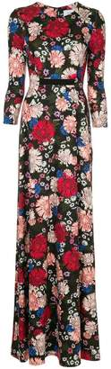 Erdem floral printed dress
