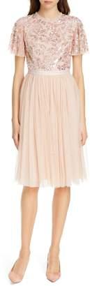 Needle & Thread Dream Rose A-Line Dress