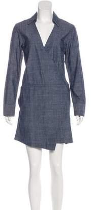 Rag & Bone Denim Mini Dress