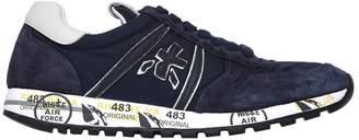 Premiata Sky-d 3107 Blue Sneakers