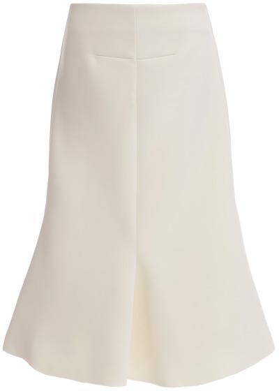 Ellery Preorder Custard Pagoda Skirt
