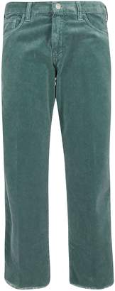 Massimo Alba Distressed Trousers