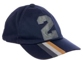 Dolce & Gabbana Stripe-Accented Baseball Cap w/ Tags