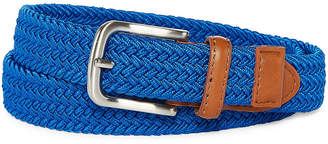 Izod Bright Blue Stretch Web Belt - Boys 4-20