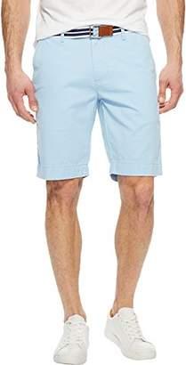 U.S. Polo Assn. Men's Flat Front Chambray Short