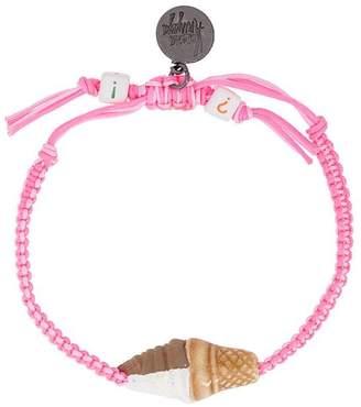 Venessa Arizaga ice cream cone bracelet