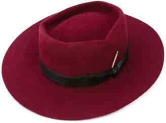 Nick Fouquet side bow hat