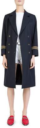The Kooples Tailored Double-Breasted Coat