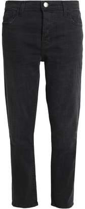 Current/Elliott The Slouchy Skinny Cropped Boyfriend Jeans