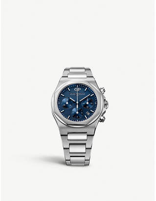 Girard Perregaux Girard-Perregaux 810401143111A Laureato stainless steel watch