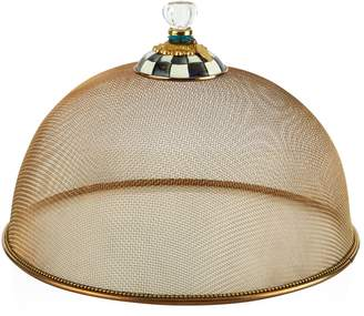 Mackenzie Childs Courtly Check Enamel Dome (Large)