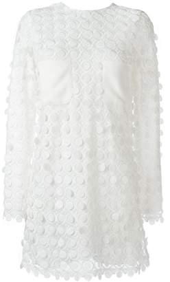 Carven longsleeved short dress