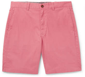 J.Crew Stanton Slim-Fit Stretch-Cotton Twill Shorts
