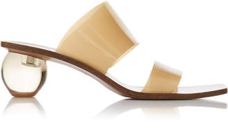 Cult Gaia Jila PVC Sandals