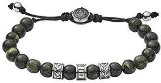 Diesel Men Wrap Bracelet - DX1102040