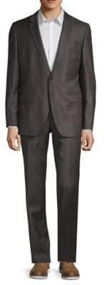 HUGO BOSS T-Harver Wool Suit