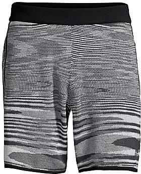 Missoni adidas by Men's Adidas x Y-3 Mixed Media Wool-Blend Shorts