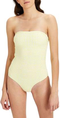Onia Estelle Convertible One-Piece Swimsuit