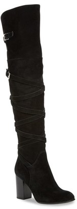 Women's Sam Edelman 'Sable' Over The Knee Boot $249.95 thestylecure.com