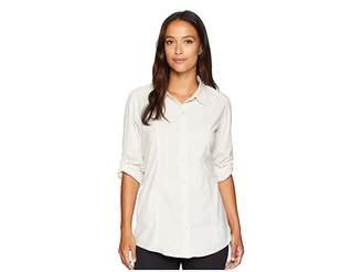 Exofficio BugsAway(r) Zeta Stripe Long Sleeve Shirt