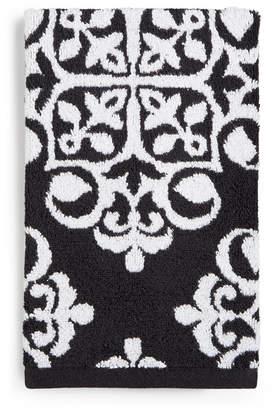 Charter Club Elite Fashion Medallion Cotton Hand Towel