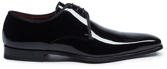 Magnanni Patent leather Derbies