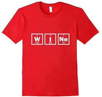 Wine Periodic Table t-shirt