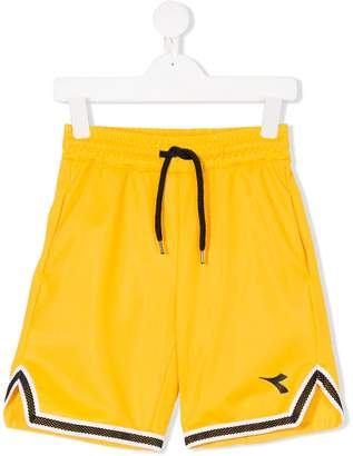 Diadora Junior track shorts