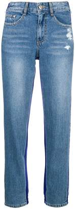 Sjyp double sided jeans
