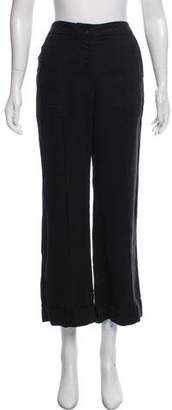 Raquel Allegra High-Rise Wide Leg Pants