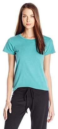 Alternative Women's Distressed Vintage Short-Sleeve T-Shirt