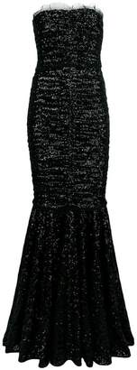 Dolce & Gabbana sequins embellished dress